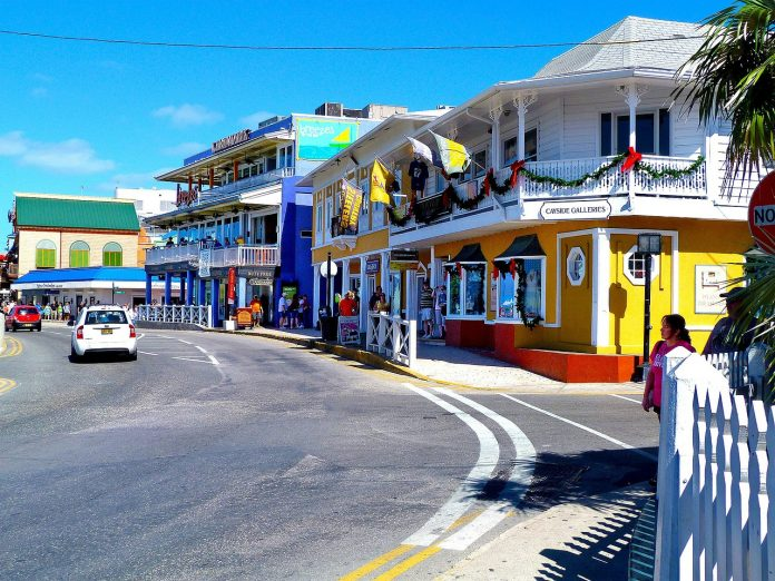 ISOLE CAYMAN CLIMA