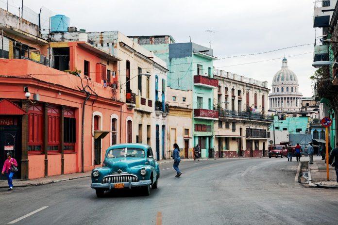 CUBA QUANDO ANDARE