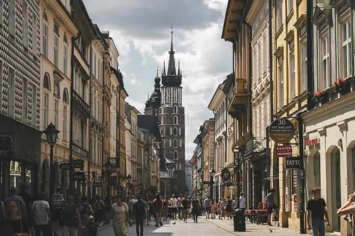 Polonia Clima