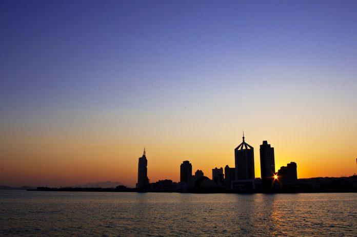 Qingdao clima
